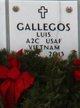 Profile photo:  Luis Gallegos
