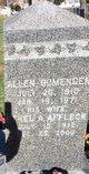 Ethel Alberta <I>Affleck</I> Bomengen