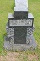 Profile photo:  Bette L <I>Snow</I> Metcalf