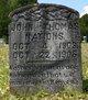 John Thomas Nations
