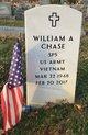 """Profile photo:  William A """"Bill"""" Chase"""