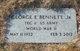 George E. Bennett, Jr