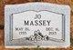 Jo Ruth <I>Hartsfield</I> Massey