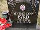 Profile photo:  Beverly Lynn Byrd