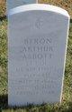 Profile photo: Lt Col Byron Arthur Abbott