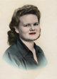 "Profile photo:  Elizabeth Ruth ""Liz"" <I>Reay</I> Fields"