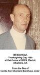 William George Backhaus