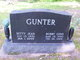 Betty J. <I>Alexander</I> Gunter