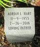 Profile photo:  Adrian L Hart