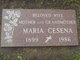 Profile photo:  Maria <I>Franco</I> Cesena