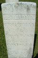 Profile photo:  Benjamin Franklin Troutman