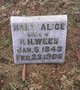 Mary Alice Wees