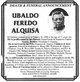 Profile photo:  Ubaldo Feredo Alquisa