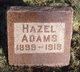 Hazel Loren Adams