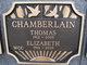 """Elizabeth M. """"Betty"""" <I>Stanton</I> Chamberlain"""