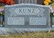 Profile photo:  Augusta <I>Eckert</I> Kunz