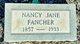 Nancy Jane <I>Ozbirn</I> Fancher