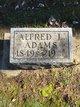 Alfred L Adams