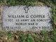 Profile photo:  William Gardner Copper