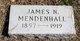 James Nettles Mendenhall