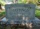 Marion Ethel Hastings
