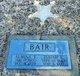 Isaiah F Bair