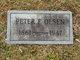 Peter Frederick Olsen