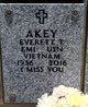 Profile photo:  Everett Thomas Akey