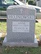 """Francis Matthew """"Yankee"""" Hojnowski"""
