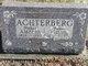 Profile photo:  Amelia <I>Bobholz</I> Achterberg