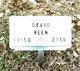 David William Keen