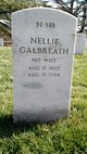 Profile photo:  Nellie <I>Galbraith</I> Heywood