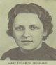 Mary Elizabeth <I>Hoffman</I> Debes