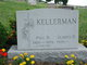 Gladys <I>Dawson</I> Kellerman