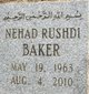 Nehad Rushdi Baker