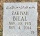Zakiyah Bilal