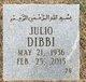 Julio Dibbi
