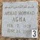 Ahmad George Mohmad Agha