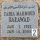 Zahia Mahmoud Darawad