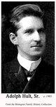 Profile photo: Rev Adolph Hult