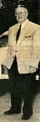 Profile photo:  Absalom Francis Bray, Sr
