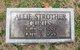 "Profile photo:  Albert Strother ""Allie"" Curtis"