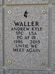 Profile photo:  Andrew Kyle Waller