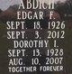 Dorothy I Abdich