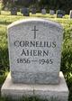 Cornelius Ahern