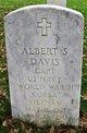 Albert S Davis