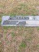 Grace Evelyn Adams