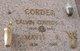 Mavis R. <I>Griffith</I> Corder