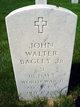 John Walter Bagley, Jr