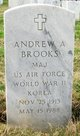 Profile photo:  Andrew A Brooks